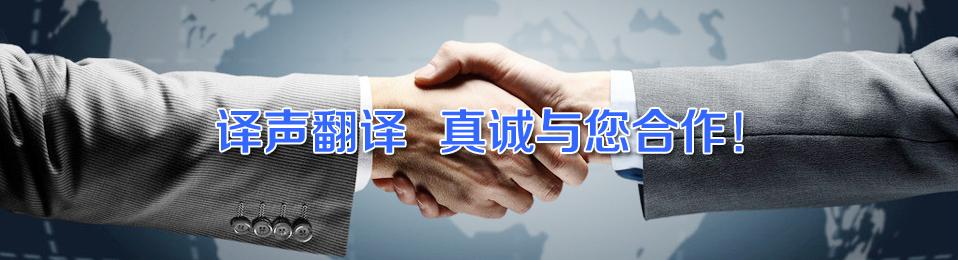 台州翻译公司